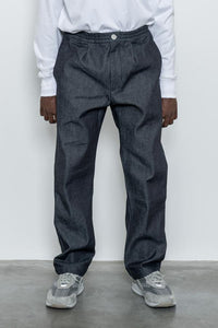 Trousers Raw Blue Denim
