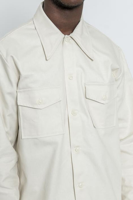 Rodeo Shirt - Natural Canvas