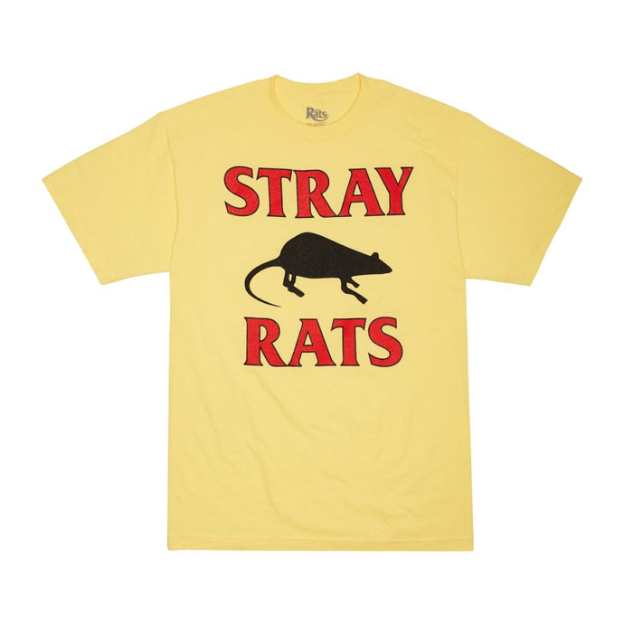 Rodenticide Tee (Yellow)