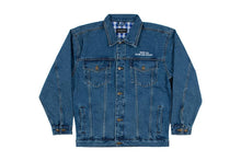 Load image into Gallery viewer, Race Jean Jacket