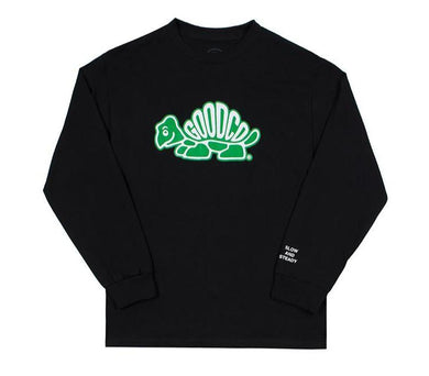 Race Long Sleeve (Black)
