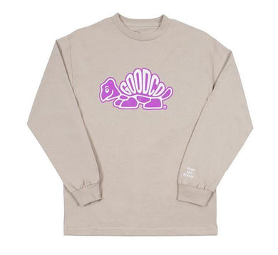 Race Long Sleeve (Sand)