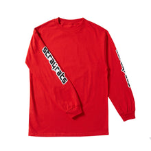 Load image into Gallery viewer, Techno Longsleeve (Red)