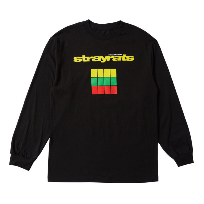 Reasons Longsleeve (Black)