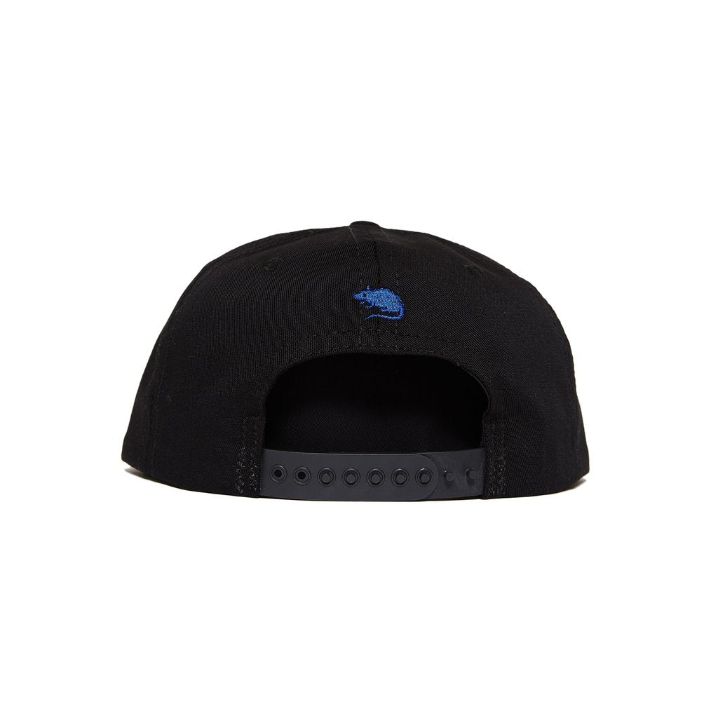 Lock Up Hat (Black)