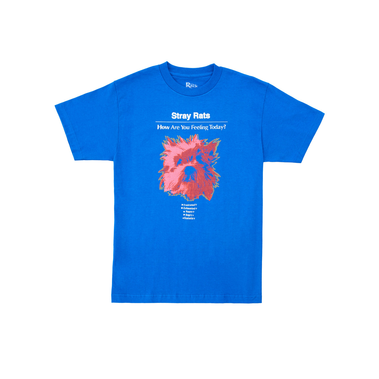 Feeling Tee (Royal Blue)