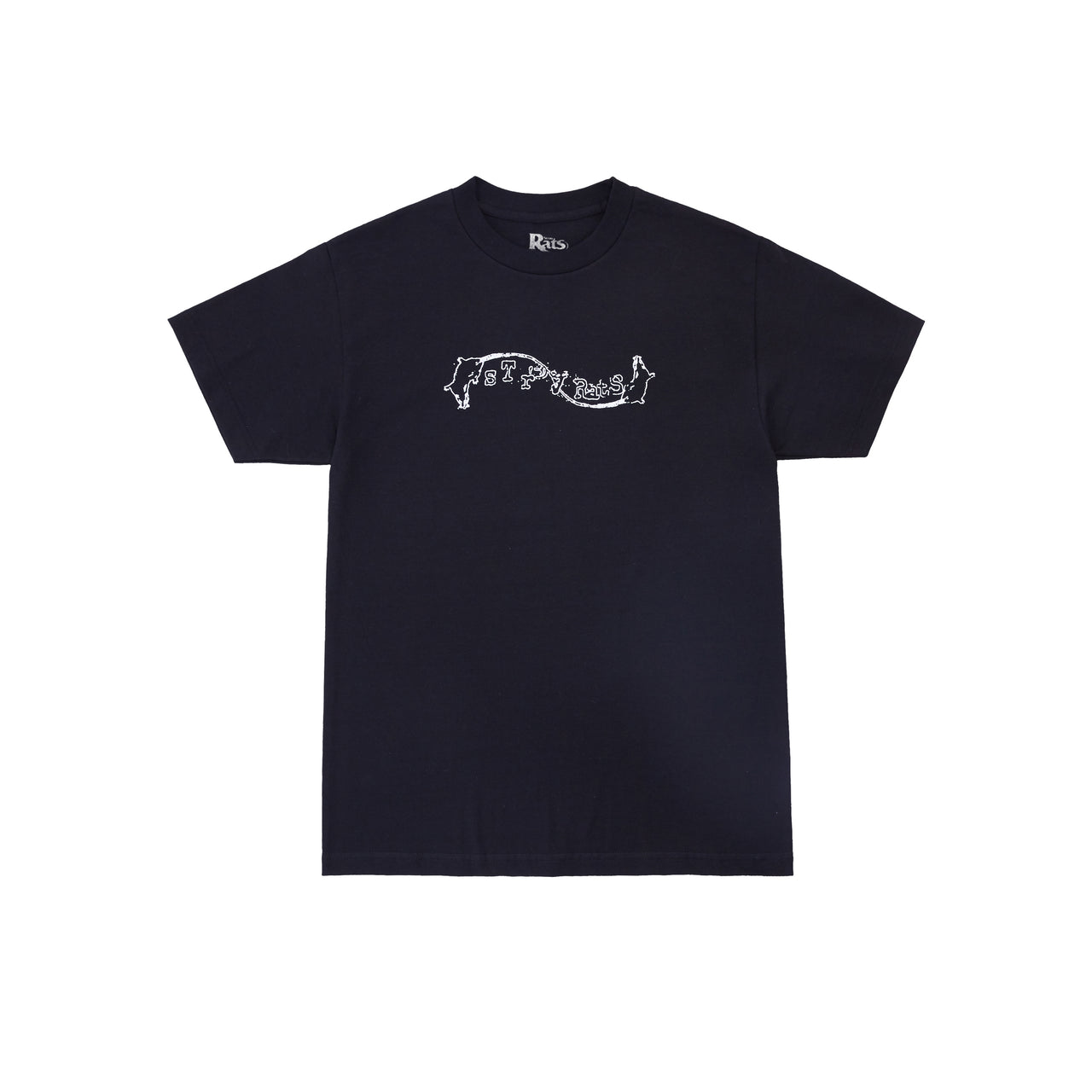 Rat Tail Tee (Black)