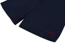 Load image into Gallery viewer, Chill Wave Swim Trunks (Navy)