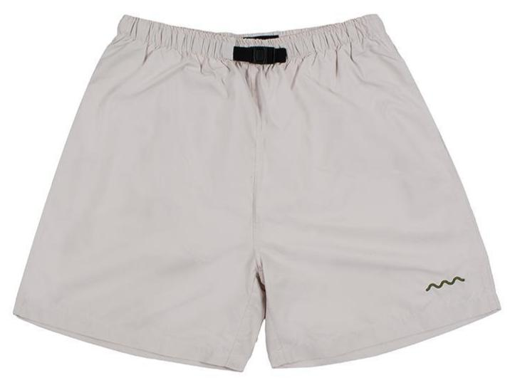 Chill Wave Swim Trunks (Stone)