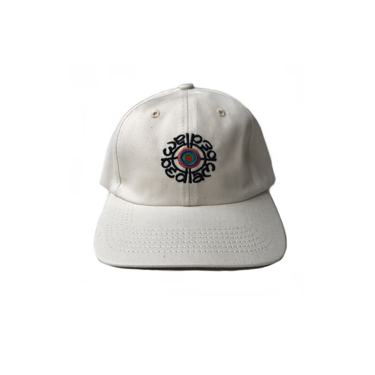 USA Target Hat (Off White)
