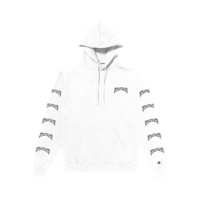 Arch Hoodie (White)