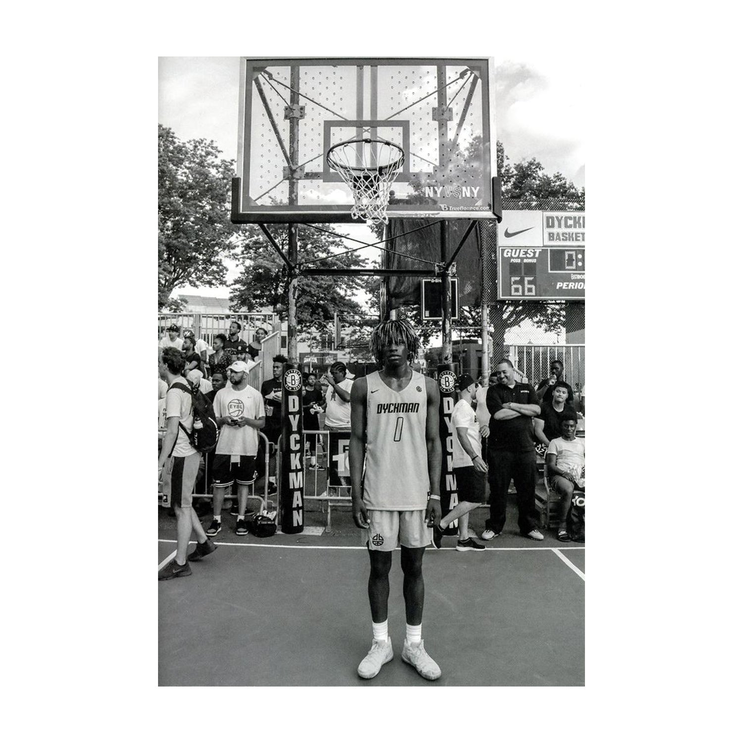 Blacktop Zine by Sean Lyles
