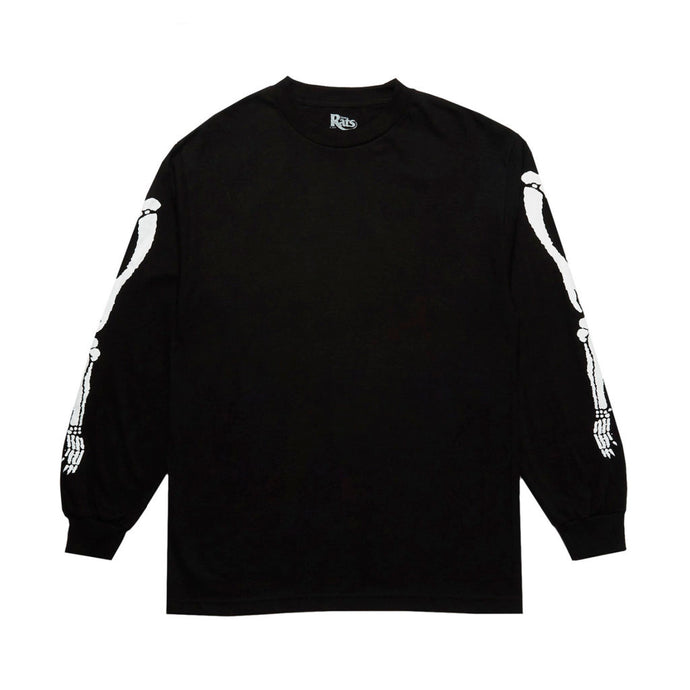 Bones Long Sleeve (Black)