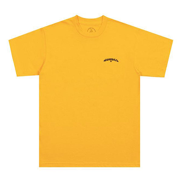 Don't Worry Tee (Gold)