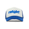 Ratgirl Trucker Hat (Royal Blue/White)
