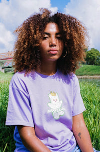 Chemical Cutie Tee (Lavender)