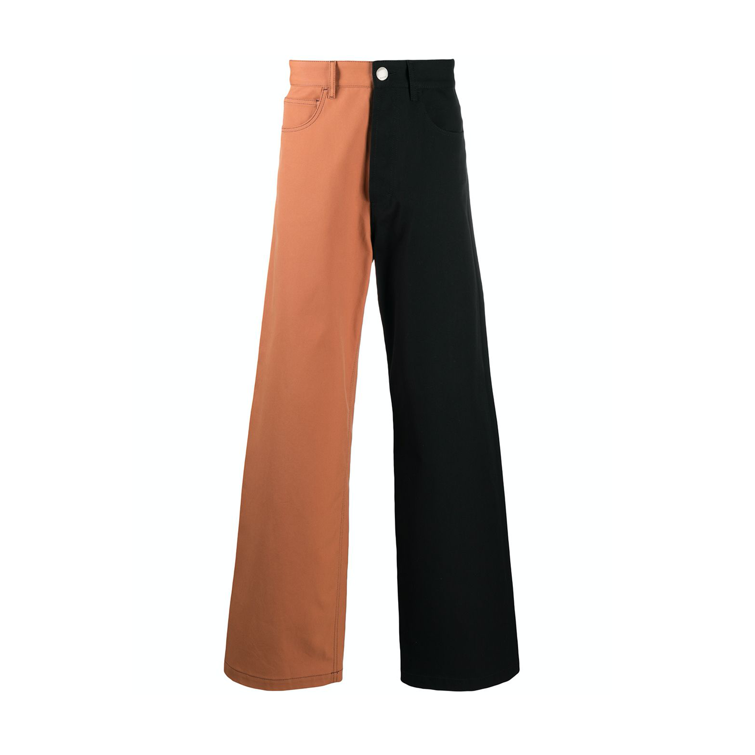 Two Tone Pant (Chili/Black)