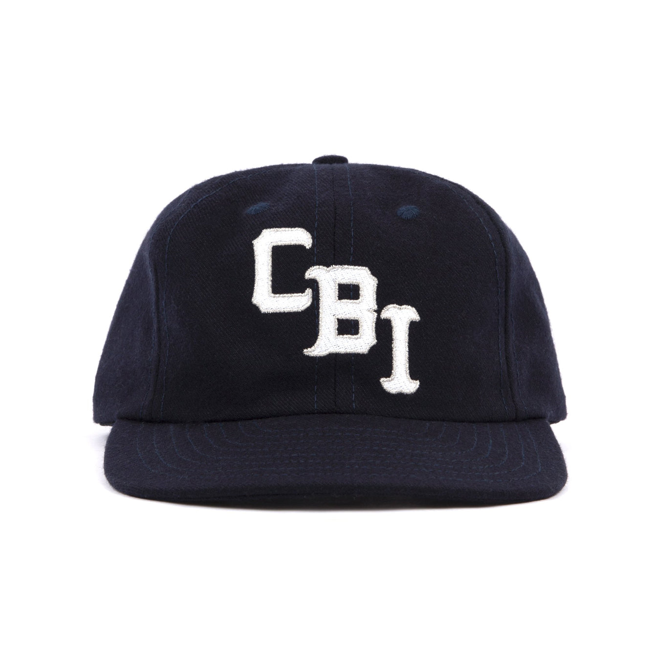 Big League Logo Cap (Navy)