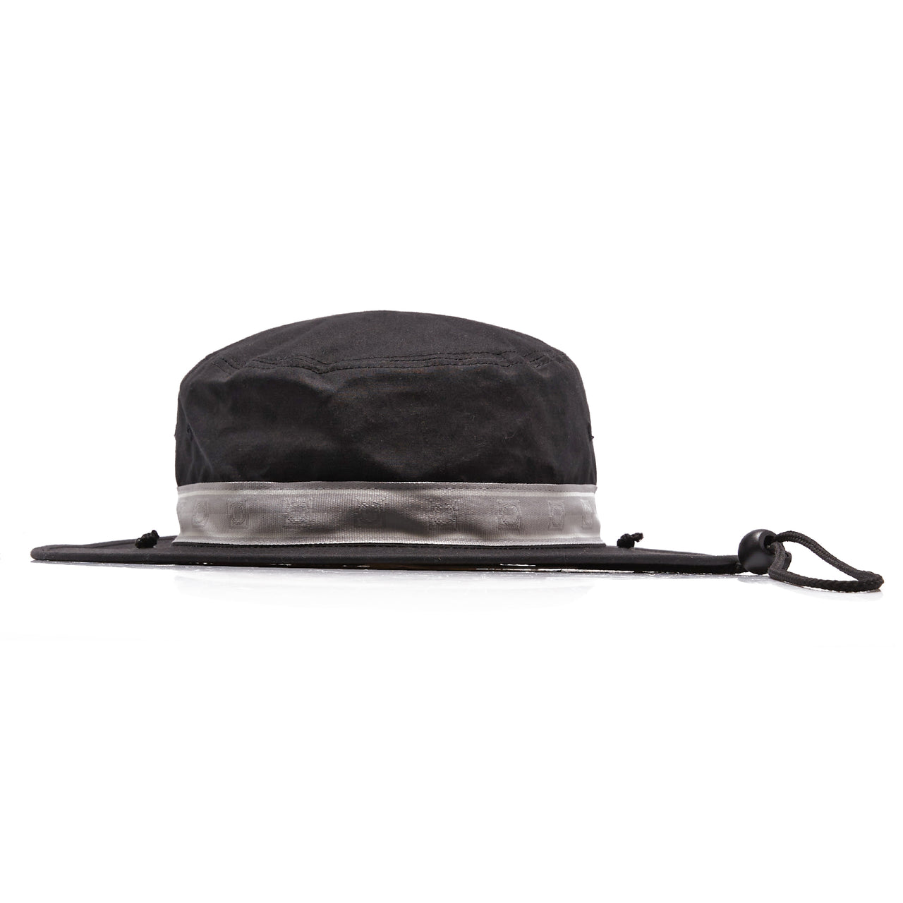 Bucket Hat Three - Black