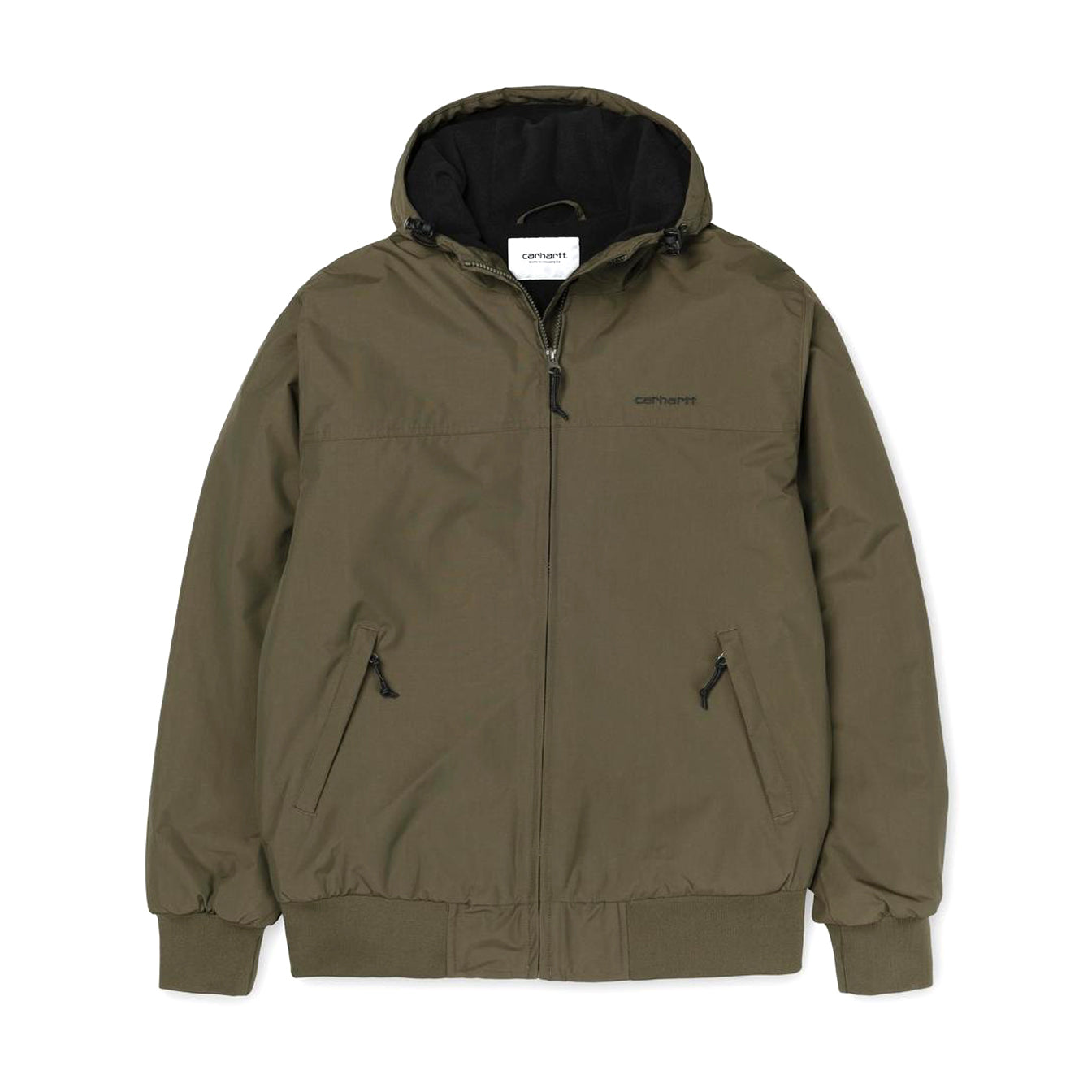 Hooded Sail Jacket (Cypress)