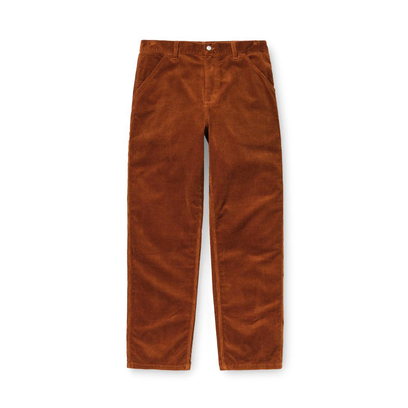 Single Knee Corduroy Pant (Brandy)