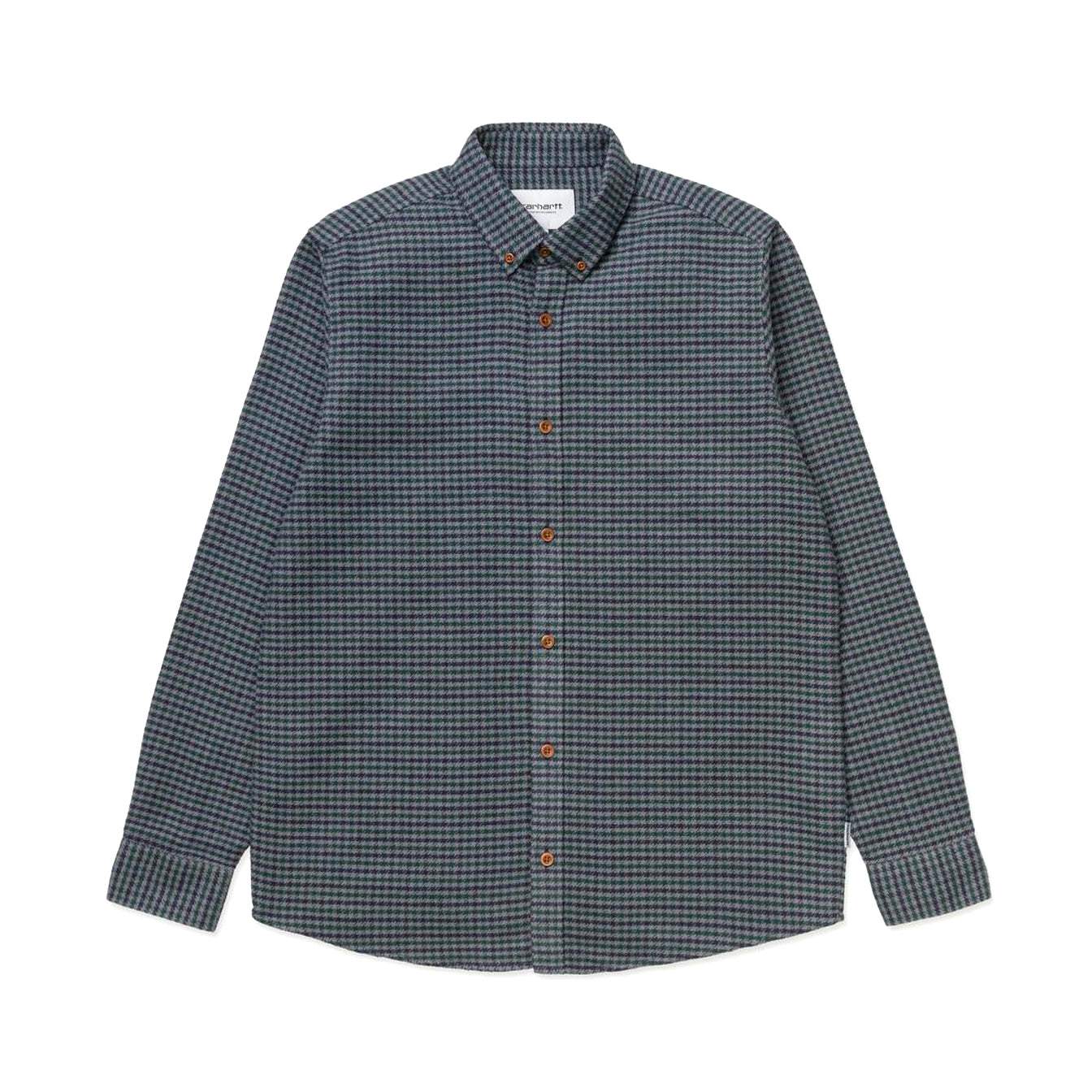 Thorne Shirt (Dark Navy / Husky)