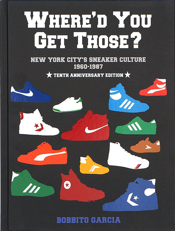 Where'd You Get Those? New York City's Sneaker Culture: 1960-1987