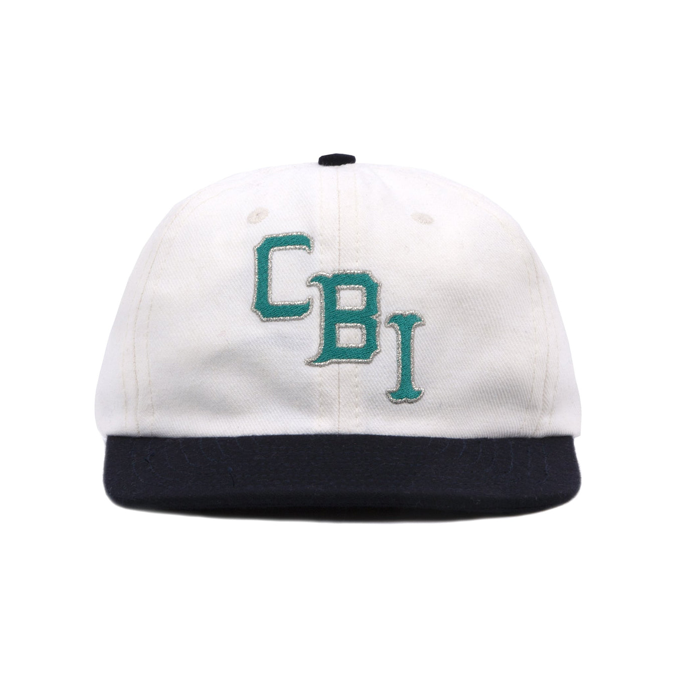 Big League Logo Cap (White)