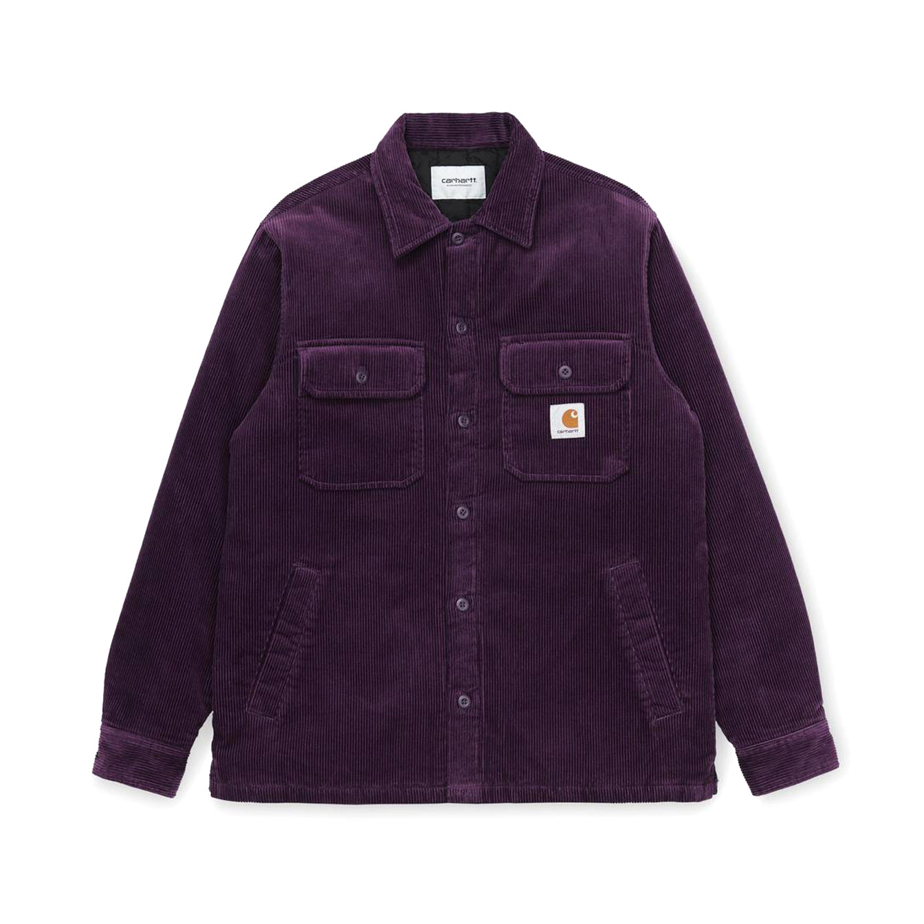 Whitsome Shirt Jacket (Boysenberry)