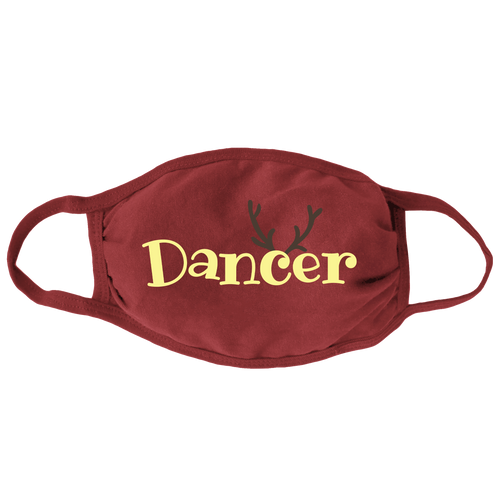 Dancer Face Mask