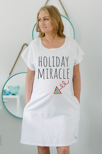 Holiday Miracle Gown