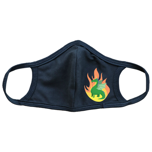 Dragon Kids Face Masks