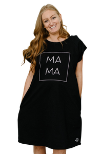 Mama in a Box (Black)