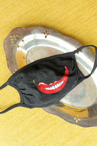 Chilli Smile Face Mask