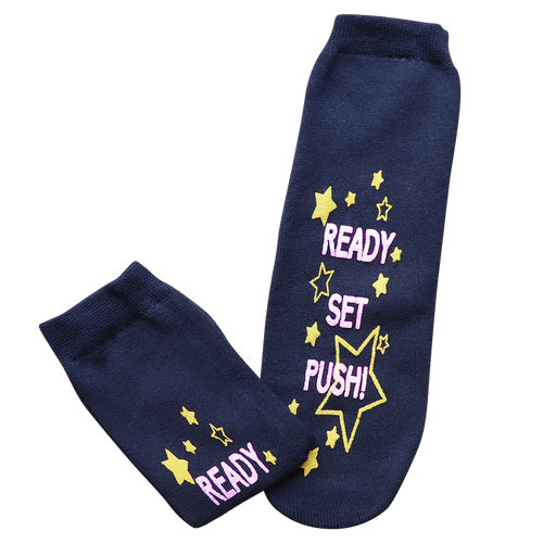 Ready Set Push Socks