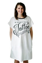 Load image into Gallery viewer, Tattoo (White)