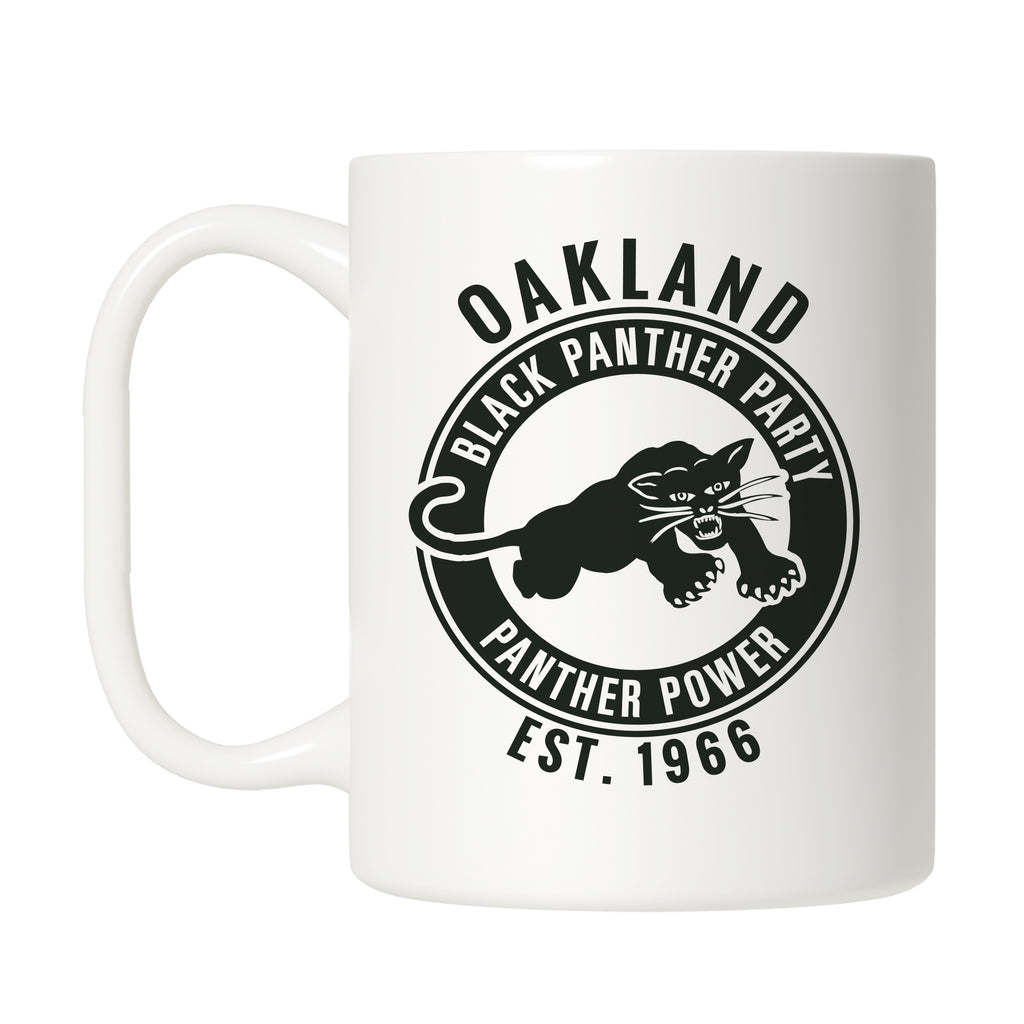 Black Panther Party - Oakland 1966 Mug