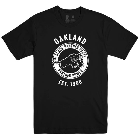 Black Panther Party - Oakland 1966 Men's Tee