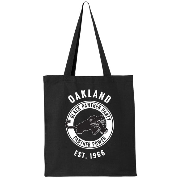 Black Panther Party - Oakland 1966 Tote Bag