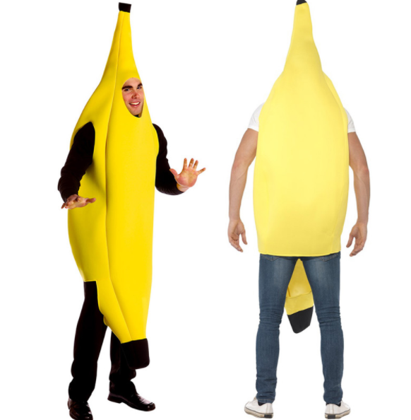 Official Banana Suit Costume