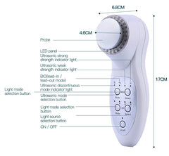Led Photon Face Cleaner
