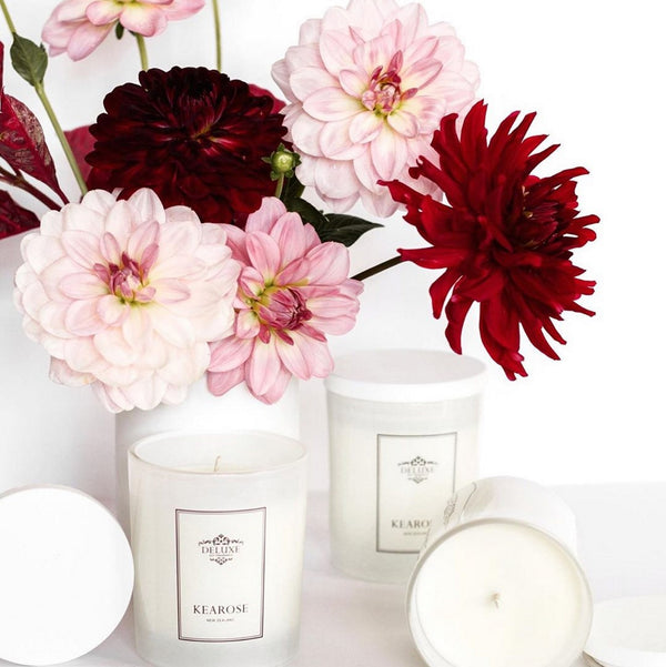 kearose jar candle collection