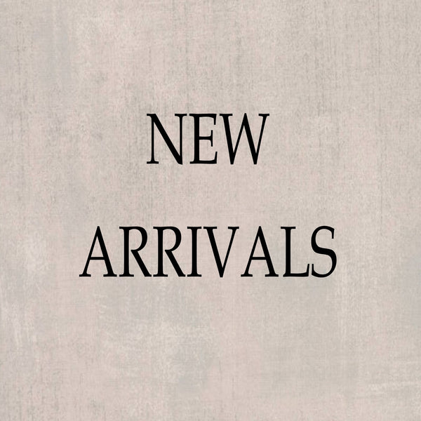 new arrivals category for lluma candle store