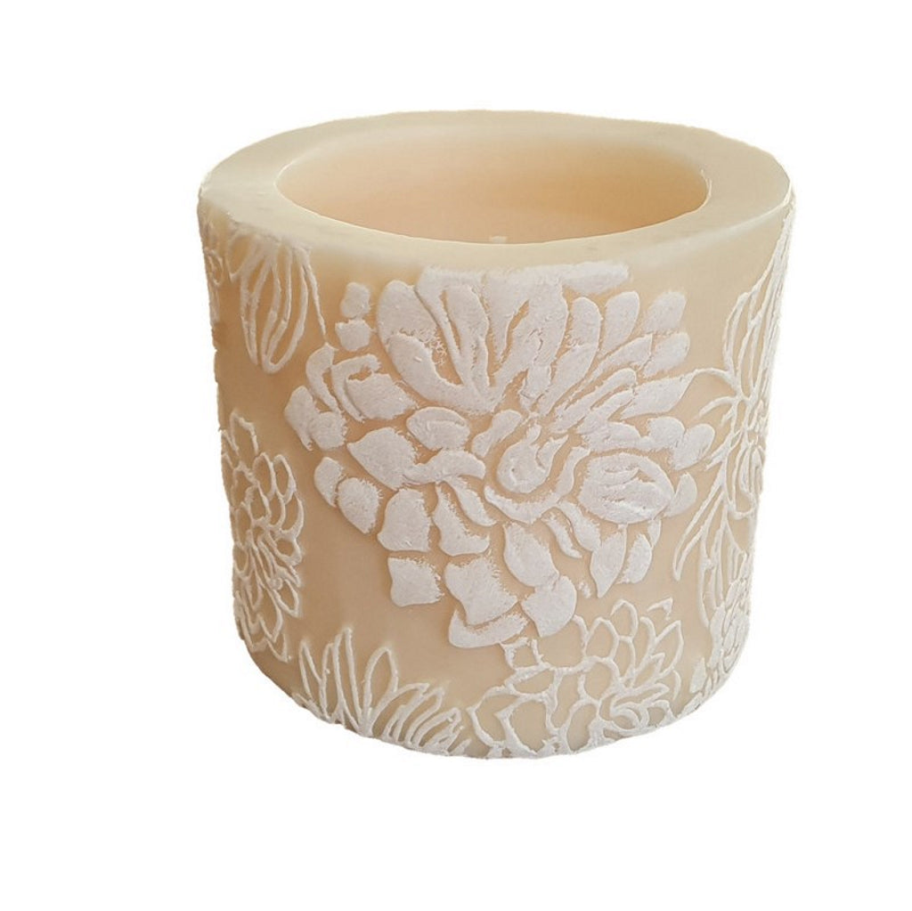Natural Light Candle Co Japanese Chrysanthemum Candles