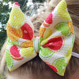 Tutti Fruity Bow Headband