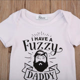 Daddy's Big Beard Onesie
