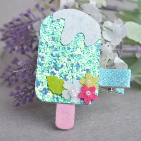 Summer Treats - Hair Clips