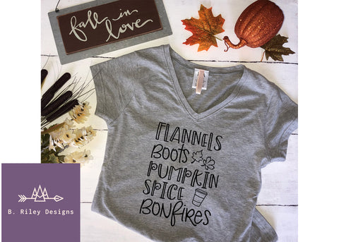 Fall Favorites - Women's Tee