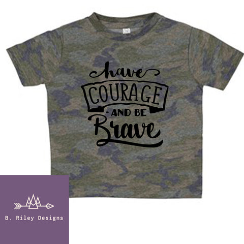 Courageous Tee