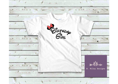 A Very Minnie Birthday - Tee